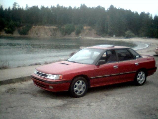 redlineracers 1991 Subaru Legacy photo