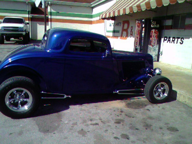 NLCustomss 1932 Ford Coupe photo