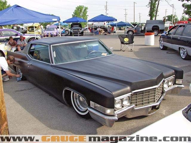 doordraggintacos 1969 Cadillac Coupe De Ville photo