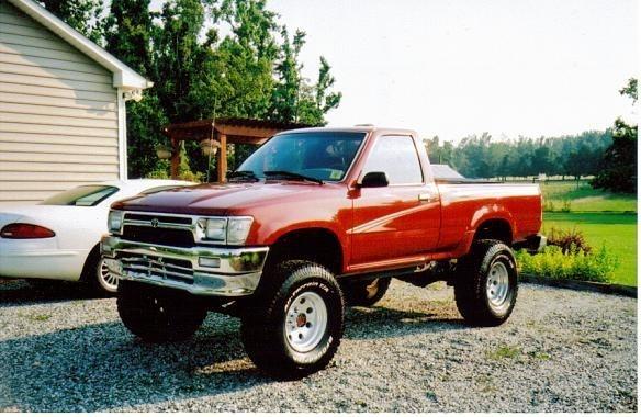 dragmatics 1994 Toyota 4wd Pickup photo