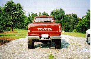 dragmatics 1994 Toyota 4wd Pickup photo thumbnail