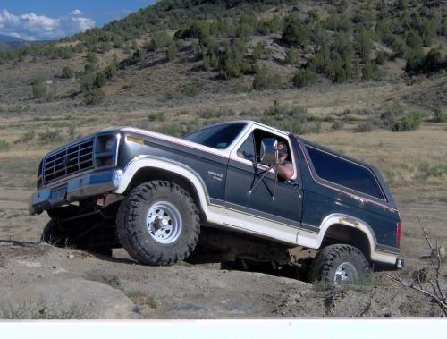 RedFord55s 1983 Ford Bronco photo