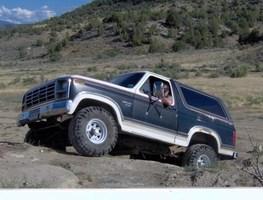 RedFord55s 1983 Ford Bronco photo thumbnail