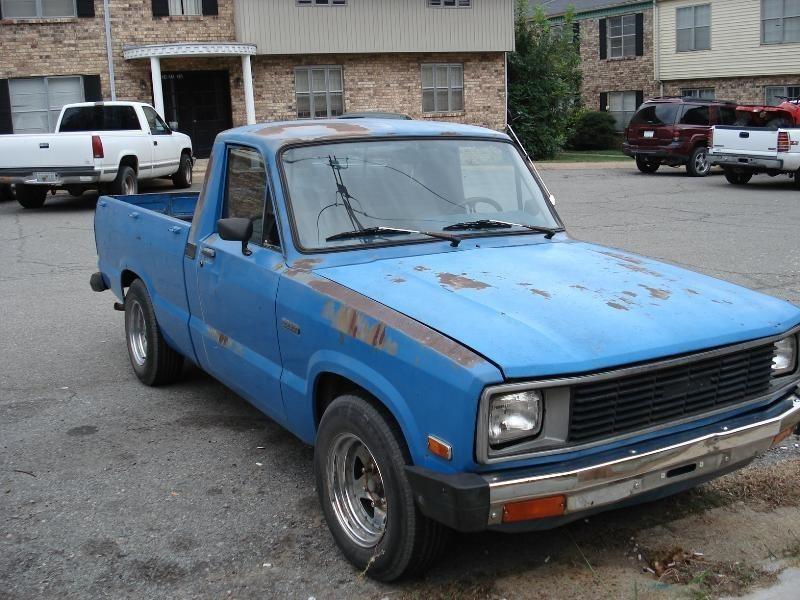 JOHN4SHWNGOs 1984 Mazda B2000 photo