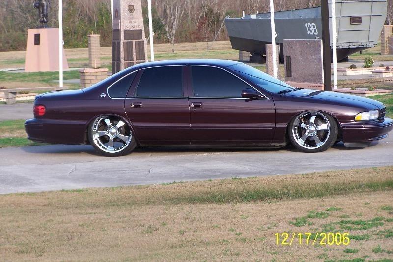 TwisTedAlienEKSs 1996 Chevy Impala photo