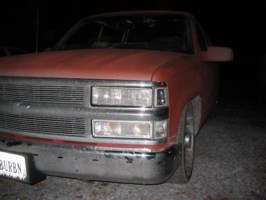 chxdrg2s 1994 Chevrolet Suburban photo thumbnail