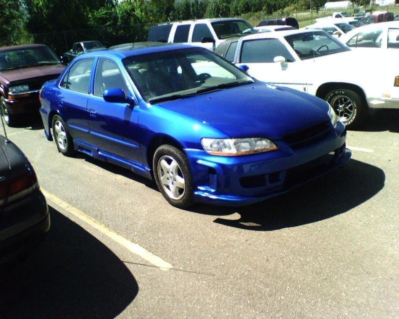 Rebelrockon06s 1999 Honda Accord photo
