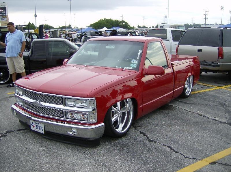 BigDaveRojass 1996 Chevrolet Silverado photo