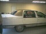 YellowAmigos 1994 Cadillac Fleetwood Brougham photo thumbnail