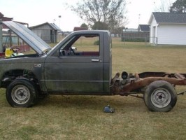 tukn10s 1988 Chevy S-10 photo thumbnail