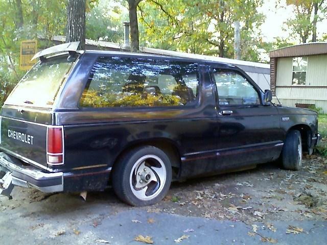 blazenride85s 1985 Chevy S-10 Blazer photo