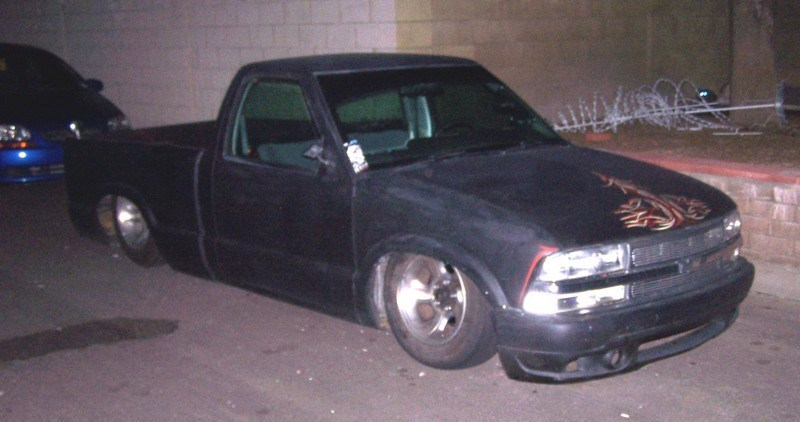mikemorriss 1995 Chevy S-10 photo