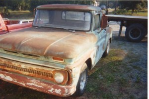 AiredOuts 1965 Chevy C-10 photo thumbnail