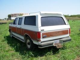 BankruptRams 1989 Ford Bronco photo thumbnail