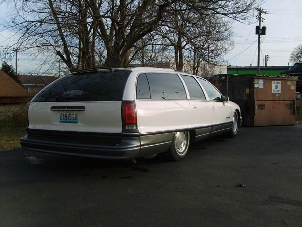 tss 1992 Oldsmobile Cruser Wagon photo