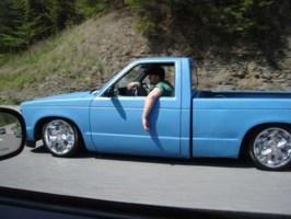 acronomas 1992 Chevy S-10 photo thumbnail