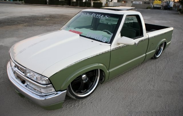 OG-CAMBERs 1996 Chevy S-10 photo