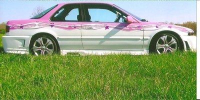 lost causes 1991 Honda Accord photo thumbnail
