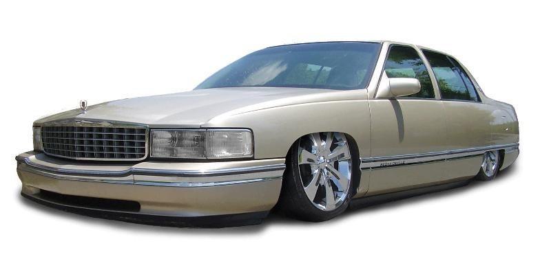 lost causes 1997 Cadillac De Ville photo