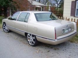 lost causes 1997 Cadillac De Ville photo thumbnail