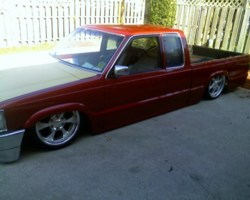 ssontwankss 1988 Mazda B2600 photo thumbnail