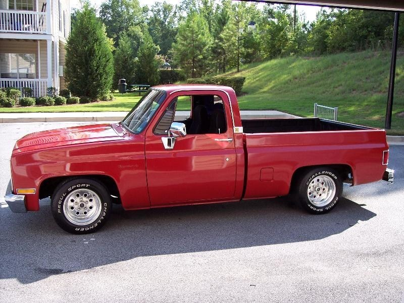 Dicknoodles 1982 Chevy C-10 photo