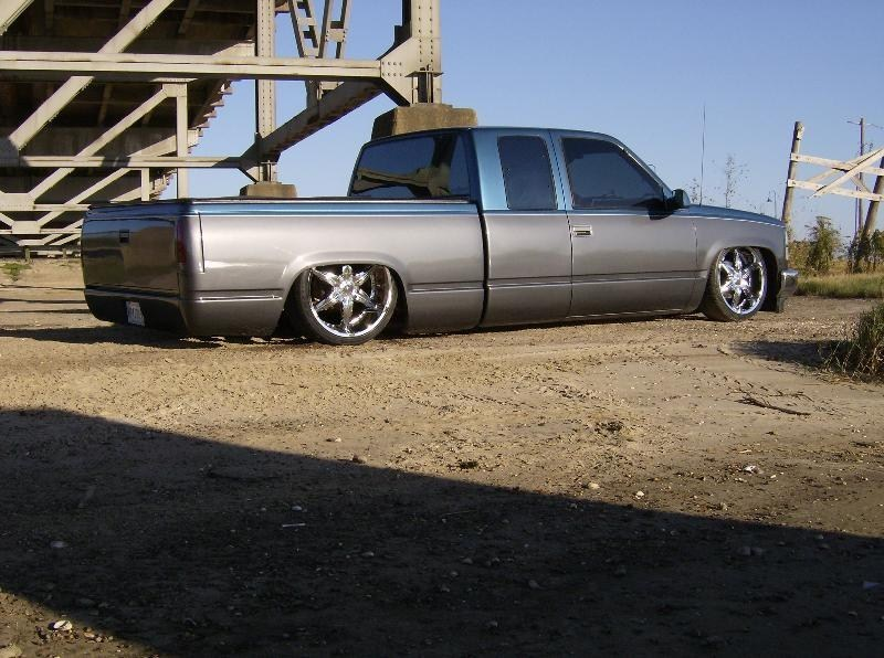 stoutes 1991 Chevy C/K 1500 photo