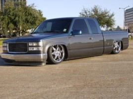 stoutes 1991 Chevy C/K 1500 photo thumbnail