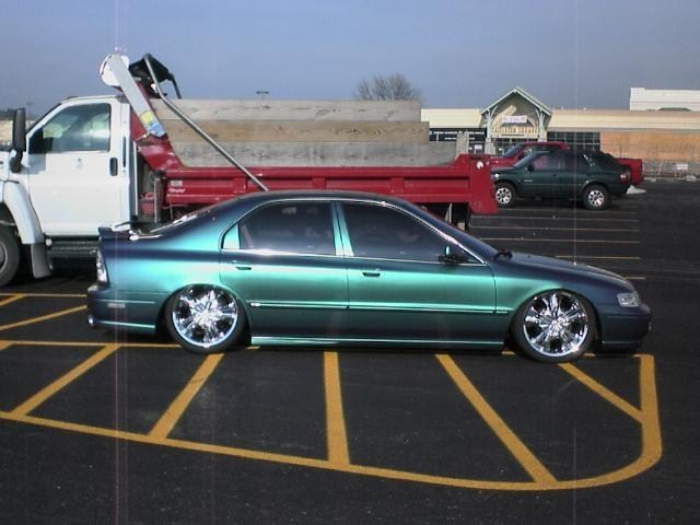 seanhsknss 1994 Honda Accord photo