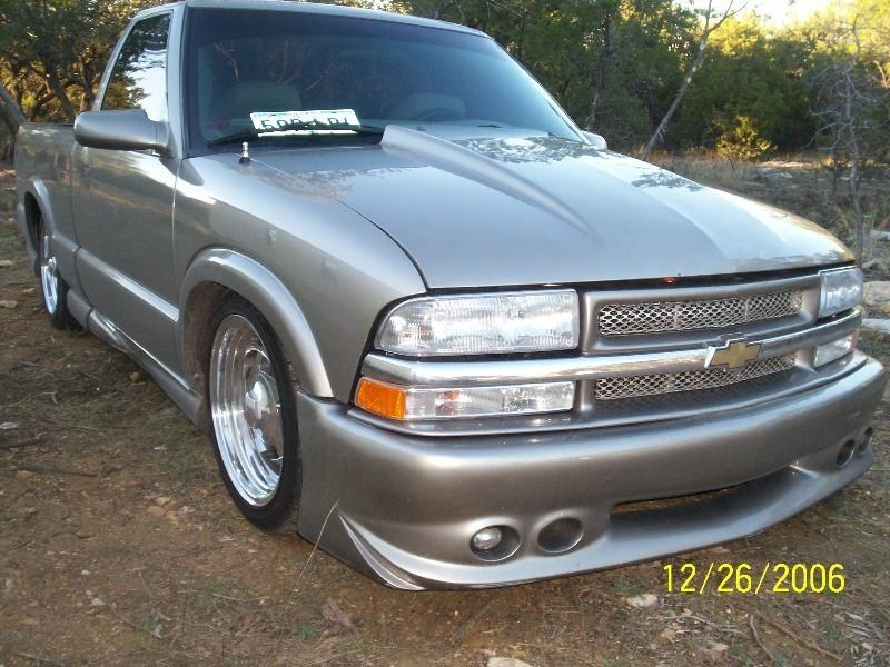 dts2006s 2003 Chevy S-10 photo