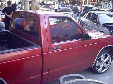 SmokinJoes 1991 GMC S-15 photo
