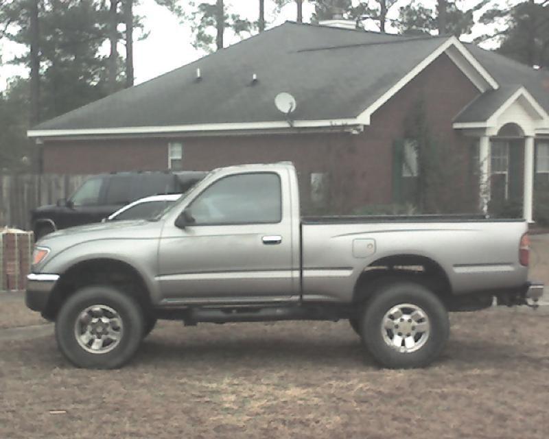 bundstons 1996 Toyota Tacoma 4wd photo