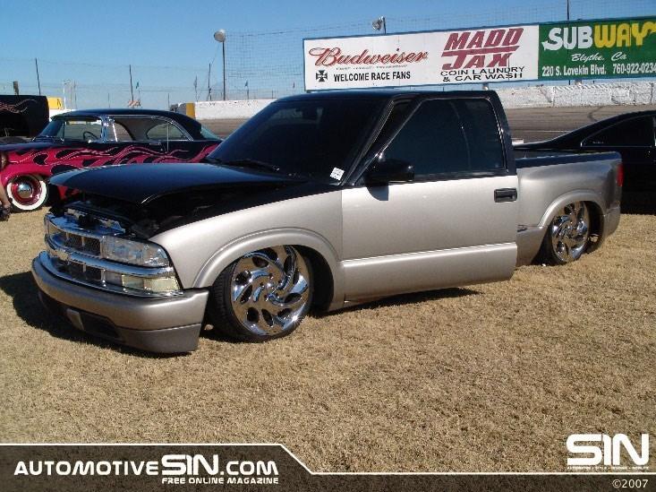 simple4doors 1998 Chevy S-10 photo