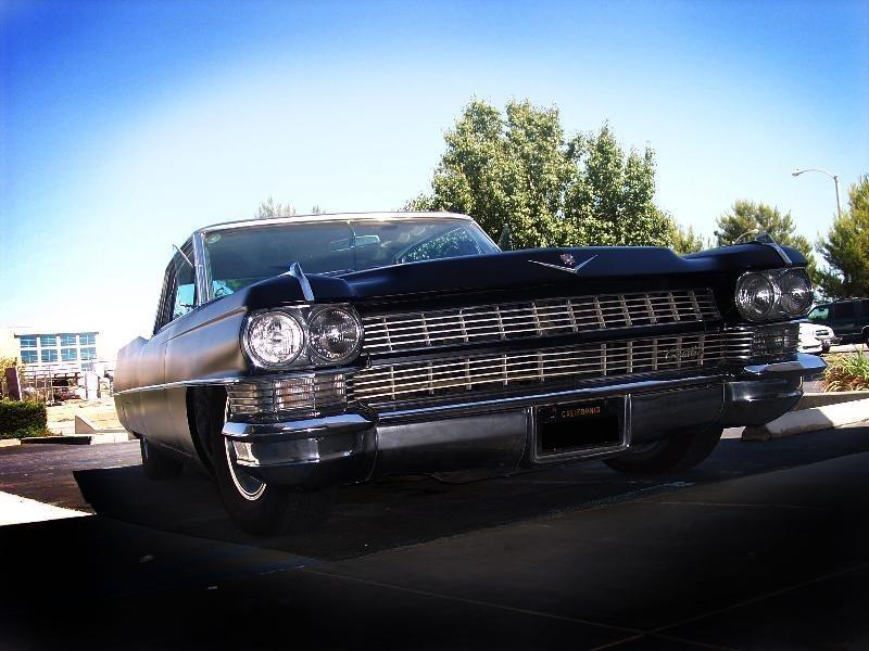 6focads 1964 Cadillac Coupe De Ville photo