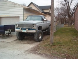lowrider_100s 1979 Chevy C2500 photo thumbnail