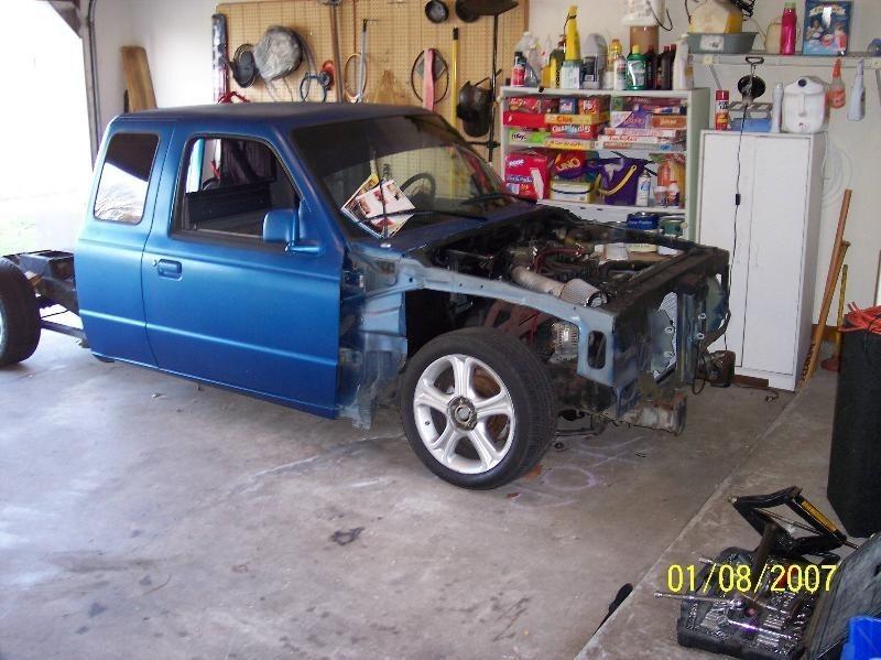 painendaasss 1993 Ford Ranger photo