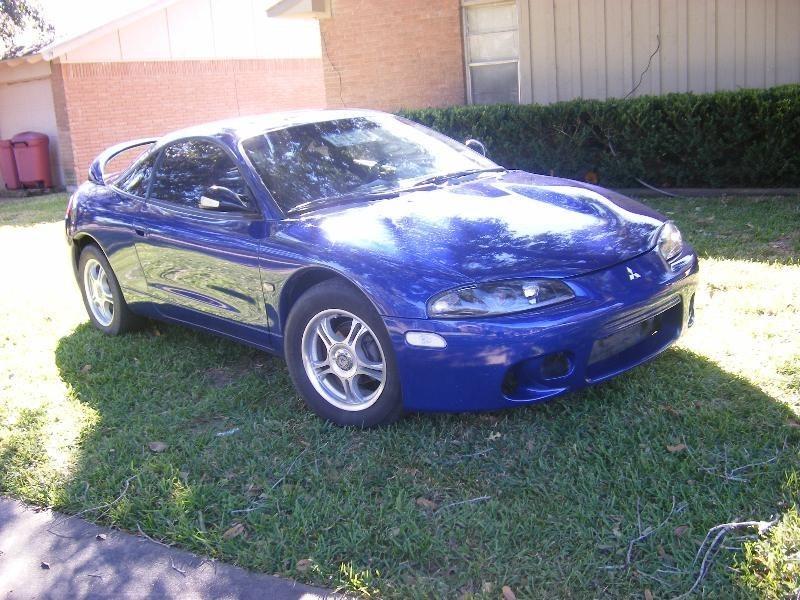 wade420as 1999 Mitsubishi Eclipse photo