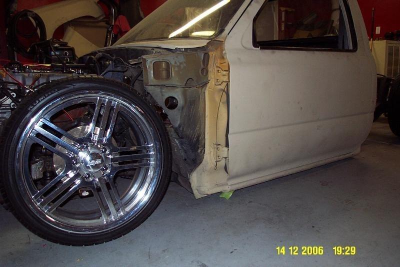 stkflrs 1992 Toyota 2wd Pickup photo