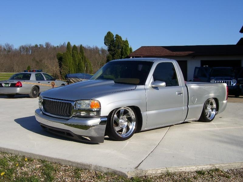 tuckin18ss 1999 GMC 1500 Pickup photo
