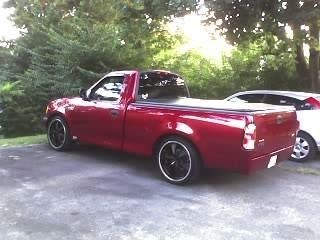 N sanes 2003 Ford  F150 photo