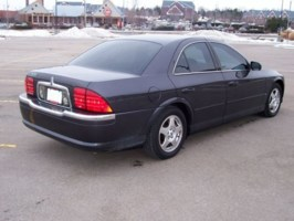 majesticdimes 2001 Lincoln LS photo thumbnail