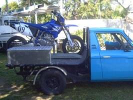 mrmojos 1974 Chevy LUV Ute photo thumbnail