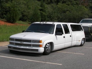NRskinnys 2000 Chevy Crew Cab Dually photo