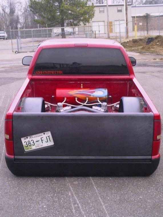 afrofromDOs 1998 Chevy S-10 photo