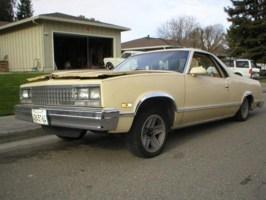 whitetrash86s 1986 Chevy El Camino  photo thumbnail
