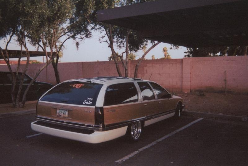 doobysnackss 1992 Buick Roadmaster photo