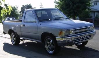 ChillinBeingFats 1991 Toyota 2wd Pickup photo thumbnail