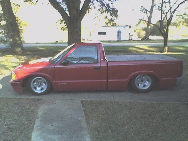 kenny12s 1997 Chevy S-10 photo