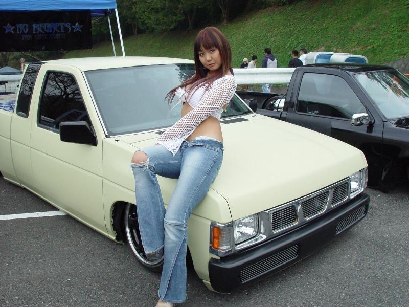 japan source takas 1992 Nissan King Cab photo