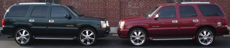 imaginationzs 2004 Cadillac Escalade photo